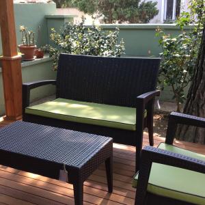 Mormetrik-Bahce Sandalye Masa